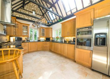Thumbnail 6 bed detached house for sale in White Horse Road, Meopham, Gravesend, Kent