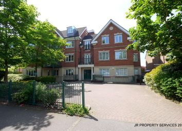 Thumbnail 2 bed flat for sale in Thornbury Lodge, Slades Hill, Enfield