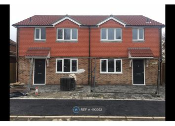 Thumbnail 3 bed semi-detached house to rent in Meadow Approach, Copthorne, Crawley