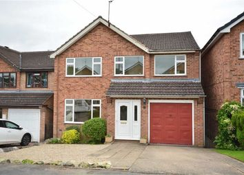 Thumbnail 4 bedroom detached house for sale in Tavistock Avenue, Ripley