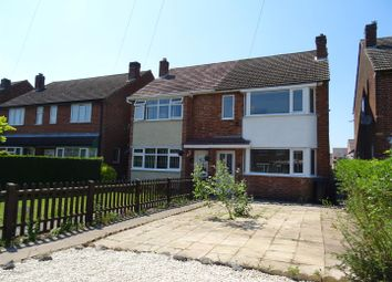 Thumbnail 3 bed semi-detached house for sale in Dragon Lane, Newbold Verdon, Leicestershire