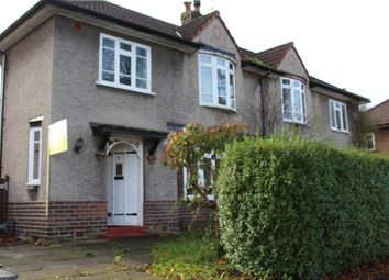 Thumbnail 3 bed semi-detached house for sale in Porlock Road, Manchester Flixton