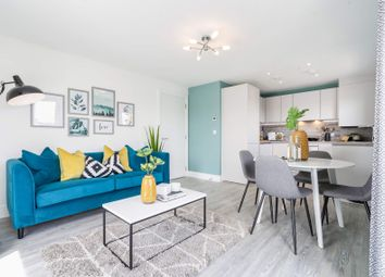 Thumbnail 1 bed flat for sale in Plot 74, Endle Street, Southampton