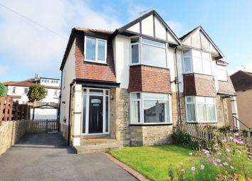 Thumbnail 3 bed semi-detached house for sale in Hinchliffe Avenue, Baildon, Shipley