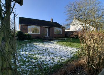 Thumbnail 2 bed detached bungalow to rent in Aveland Way, Aslackby, Sleaford, Lincolnshire