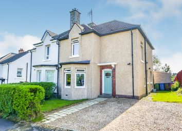 Thumbnail 3 bed semi-detached house for sale in Almond Street, Glasgow