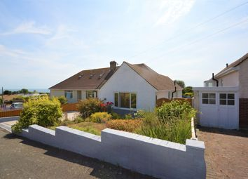 Thumbnail 3 bed detached bungalow for sale in Stanbury Crescent, Folkestone, Kent
