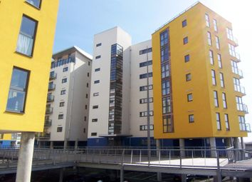 Thumbnail 1 bed flat to rent in Orvis Court, Midway Quay, Eastbourne