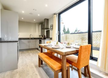 Thumbnail 3 bed flat for sale in Southgate Villas, St. James Lane, Winchester