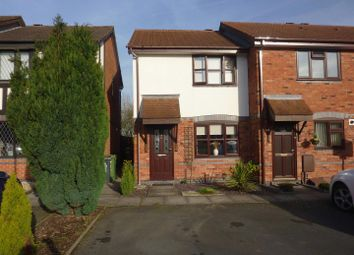 Thumbnail 2 bed terraced house for sale in Grantown Grove, Bloxwich, Walsall
