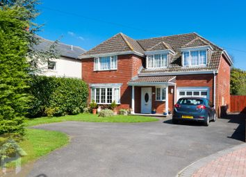 Thumbnail 4 bed detached house for sale in Marlborough Road, Royal Wootton Bassett, Swindon