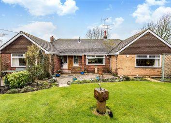 Thumbnail 3 bed semi-detached bungalow for sale in Elcot Lane, Marlborough, Wiltshire