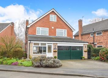 Thumbnail 5 bed detached house for sale in Grangefields Drive, Rothley, Leicester, Leicestershire