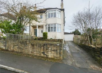 Thumbnail 4 bed semi-detached house for sale in Oakwell Crescent, Leeds, West Yorkshire