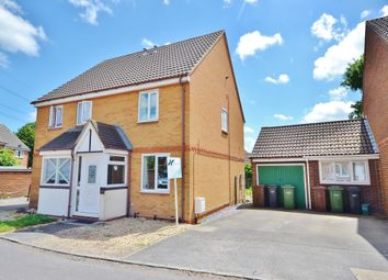 Thumbnail 2 bedroom semi-detached house for sale in Humber Close, Didcot
