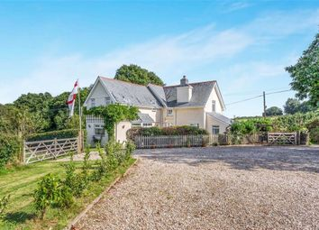 Thumbnail 5 bed detached house for sale in Trerulefoot, Saltash