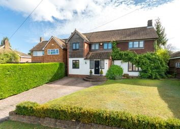 Thumbnail 4 bed detached house for sale in Crabtree Close, Beaconsfield