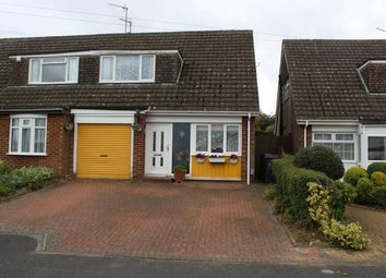 3 bed semi-detached house for sale in Meadow Close, Duston, Northampton, Northamptonshire NN5
