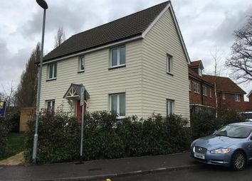 Thumbnail 1 bed property to rent in Elmbrook Close, Basildon, Essex