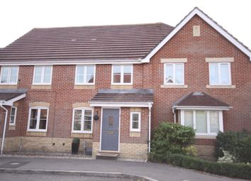 Thumbnail 3 bed terraced house to rent in Oak Coppice Road, Whiteley, Fareham