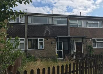 Thumbnail 3 bed terraced house for sale in Turlin Road, Hamworthy, Poole