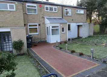 Thumbnail 3 bedroom terraced house to rent in Thirlmere Drive, Moseley, Birmingham