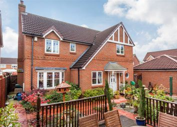 Thumbnail 4 bed detached house for sale in Tatton Close, York
