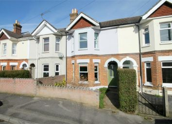 Thumbnail 2 bedroom terraced house for sale in Croft Road, Parkstone, Poole