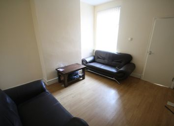 Thumbnail 4 bed terraced house to rent in St. Leonards Road, Leicester