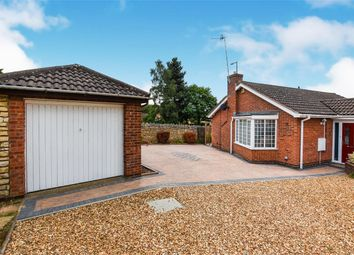Thumbnail 2 bed semi-detached bungalow for sale in Mill Lane, Kingsthorpe, Northampton