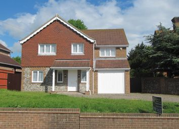 Thumbnail 3 bed detached house for sale in Park Lane, Eastbourne, East Sussex