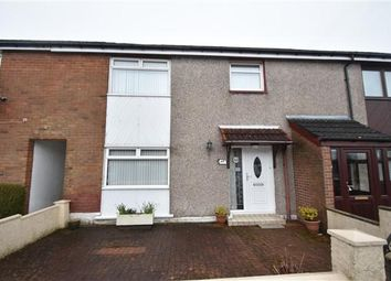 Thumbnail 3 bed terraced house for sale in Alloway Grove, Kirkintilloch, Glasgow