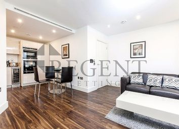 Thumbnail 2 bed flat for sale in Altitude Point, London
