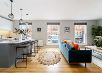 Thumbnail 3 bed flat for sale in Munster Road, London