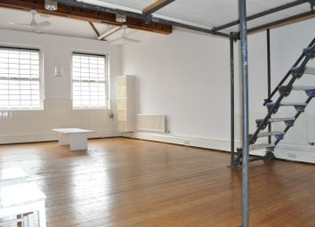 Thumbnail Studio to rent in Leonard Street, London