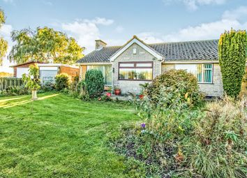 Thumbnail 2 bed detached bungalow for sale in Croft Lane, Croft, Skegness