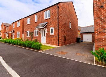 Thumbnail 4 bed detached house for sale in Chestnut Way, Alcester