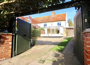 Thumbnail 3 bed link-detached house for sale in Priory Road, Snape