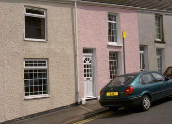 Thumbnail 2 bed terraced house for sale in Woodville Road, Swansea, Swansea
