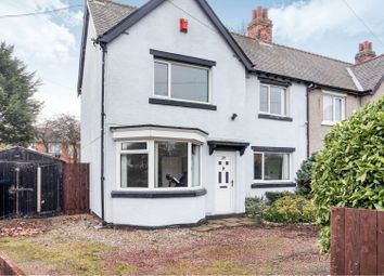 Thumbnail 3 bedroom end terrace house for sale in Marton Burn Road, Middlesbrough