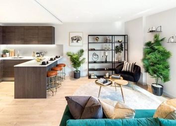 Thumbnail 2 bed flat for sale in Camley Street, Kings Cross, London