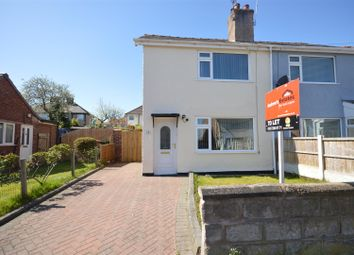 Thumbnail 2 bed property to rent in Heather Road, Heswall, Wirral