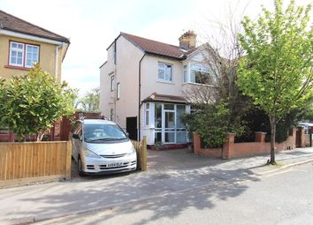Thumbnail 5 bed semi-detached house for sale in Homersham Road, Norbiton, Kingston Upon Thames