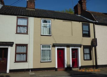 Thumbnail 1 bed terraced house to rent in Lower Olland Street, Bungay