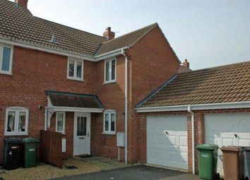 Thumbnail 3 bed semi-detached house to rent in Cunningham Road, Sugar Way, Peterborough