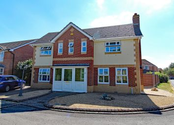Thumbnail 4 bed detached house to rent in Usk Way, Didcot, Oxfordshire