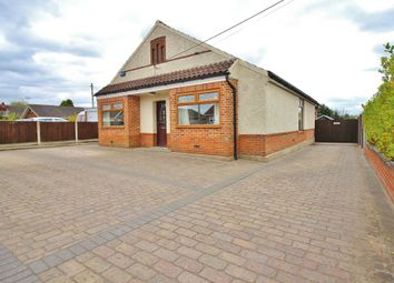 Thumbnail 3 bed detached bungalow for sale in Grove Avenue, New Costessey, Norwich