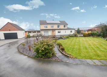 Thumbnail 5 bed detached house for sale in York Road, Riccall, York