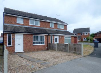 Thumbnail 3 bed semi-detached house for sale in Norton Leys, Rugby