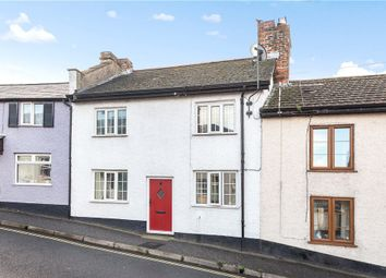 Thumbnail 2 bed terraced house for sale in Castle Hill, Axminster, Devon